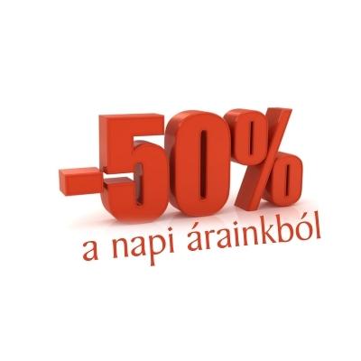 Napi Akció -50%